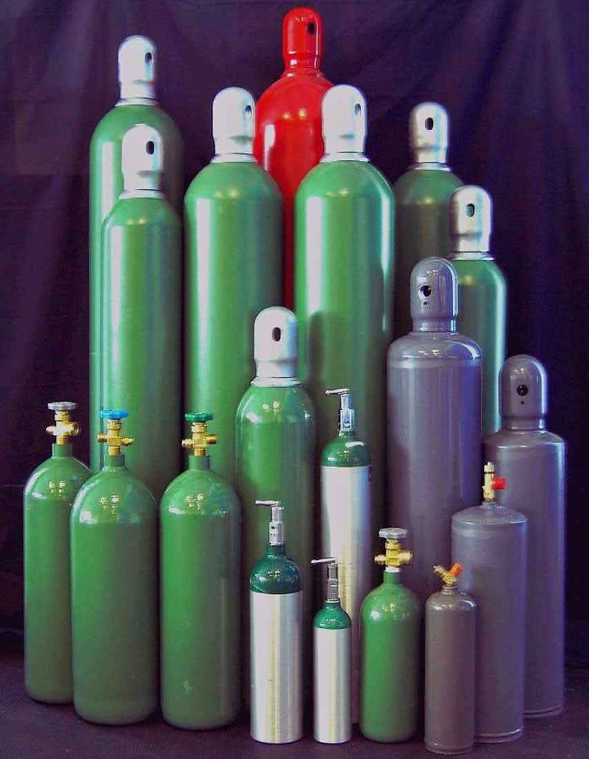 Quest Cylinder - Your supply for new & used industrial cylinders